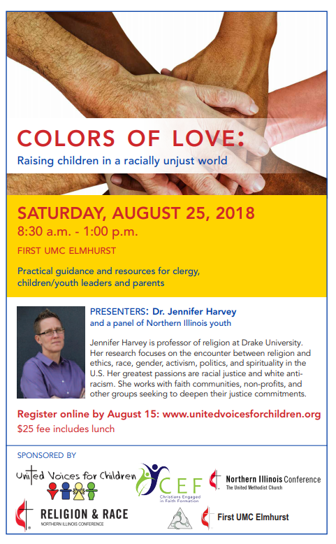 Colors of Love Workshop